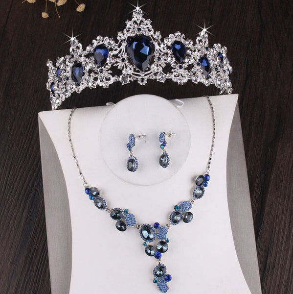 Sarah Burrows Jewelry Set