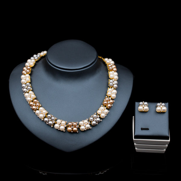 Clarice Morrow Jewelry Set