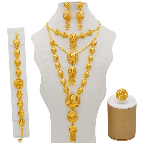 Jackie Saunders Jewelry Set