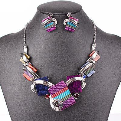 Deidra Shaw Jewelry Set