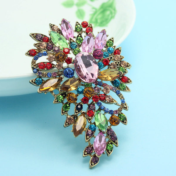 Lucille Stanton Brooch Pin