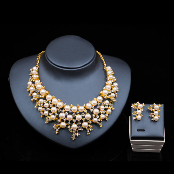 Clarissa Palmer Jewelry Set