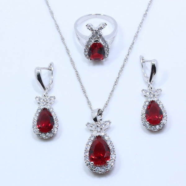 Carla Jenkins Jewelry Set