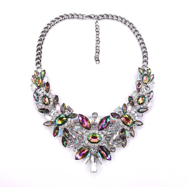 Jessica Bay Statement Necklace