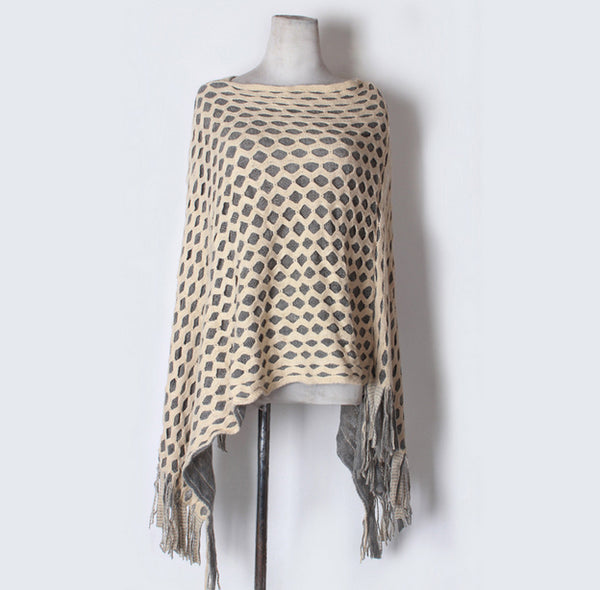 Lisa Hogan Cape Shawl