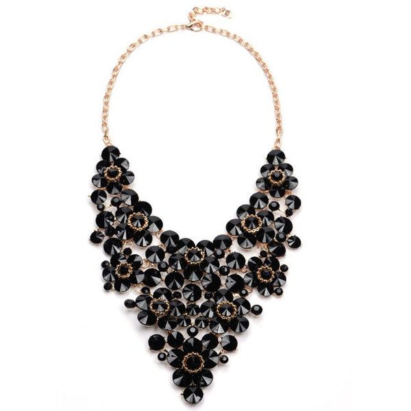 Bridgett King Statement Necklace