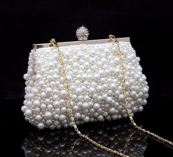Victoria Solsbury Clutch Bag
