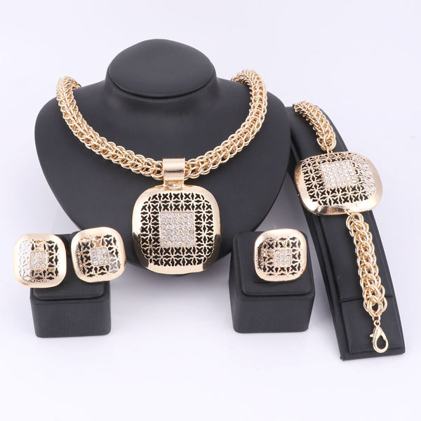 Marvette Hembrey Jewelry Set