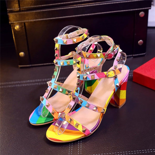 Leonor Singh Heeled Sandals