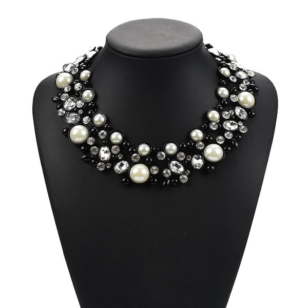 Lynn Peterson Statement Necklace