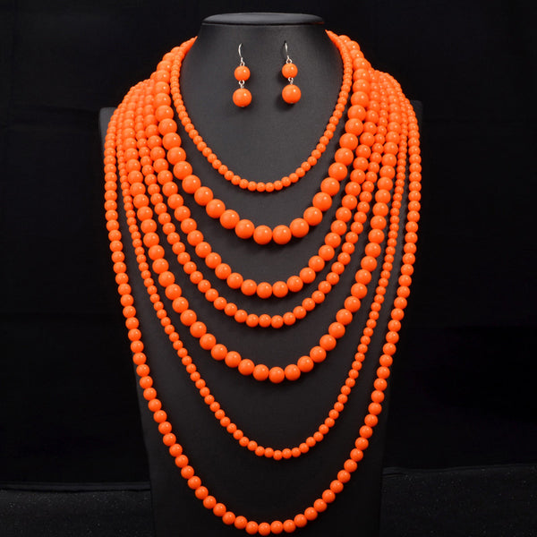Paula Bixler Jewelry Set