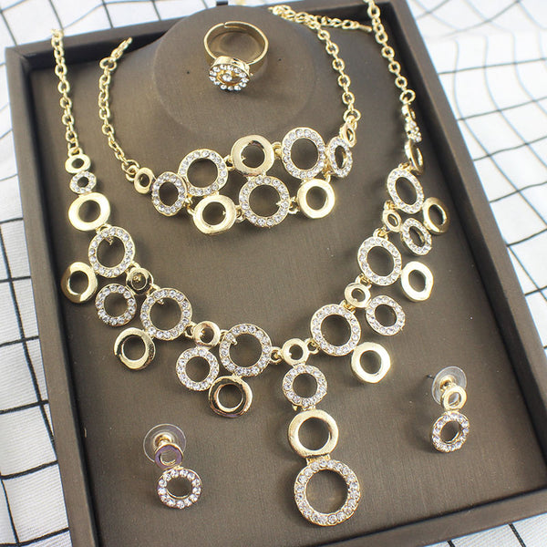 Michealle Wilkenson Jewelry Set