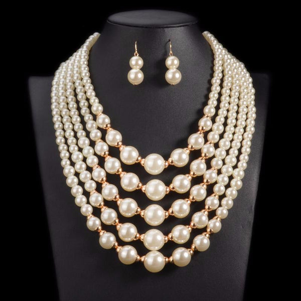 Priscilla Almers Jewelry Set