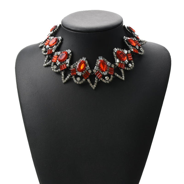 Diane Marshell Statement Necklace