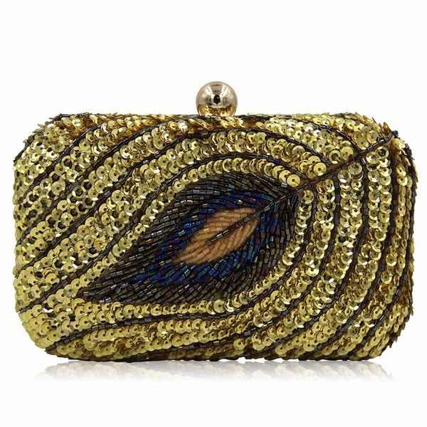 Helen Hall Clutch Bag