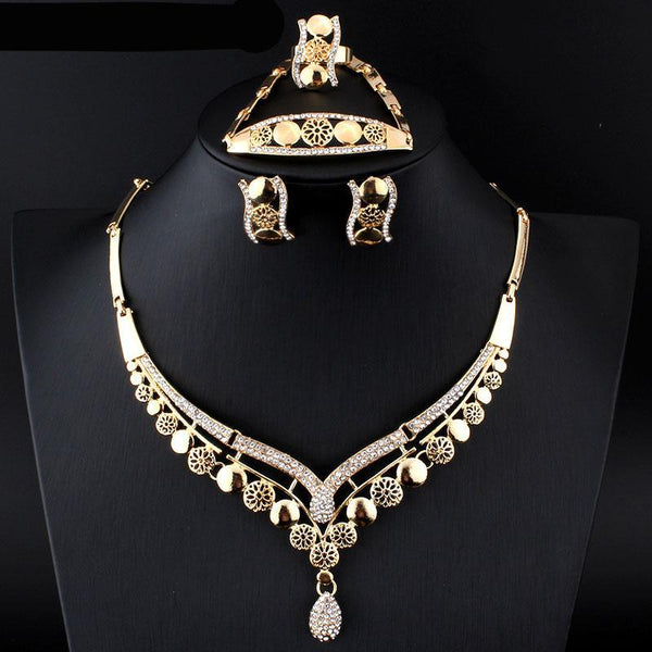 Florence Gammon Jewelry Set