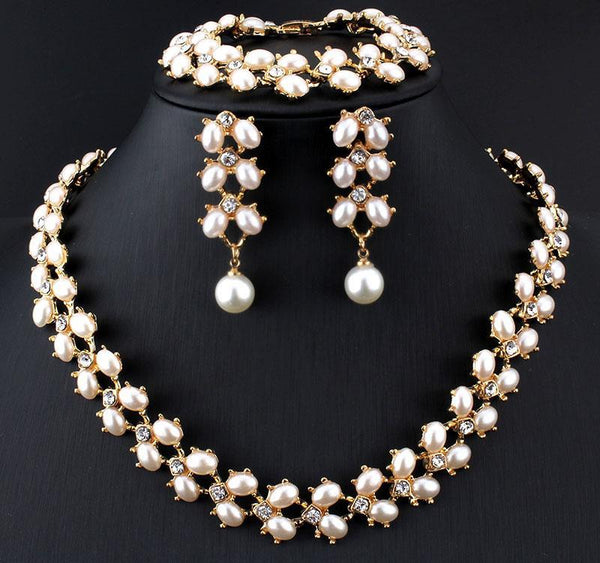 Lillian Cunningham Jewelry Set