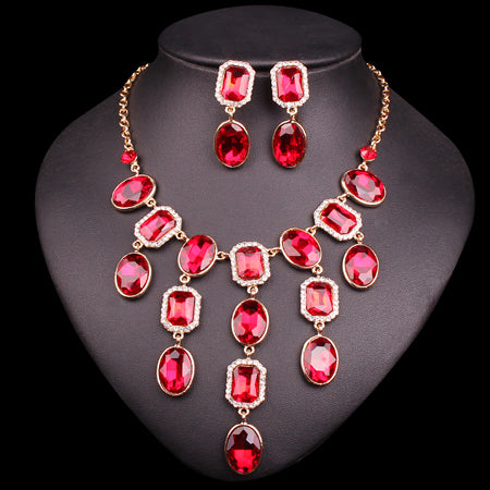 Nancy Martin Jewelry Set