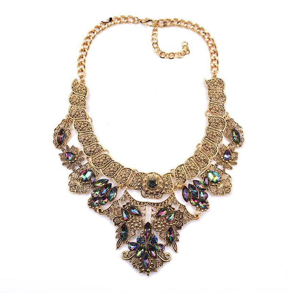 Pearline Campbell Statement Necklace