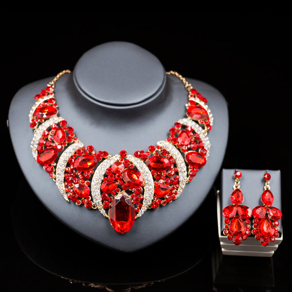 Mona Henderson Jewelry Set