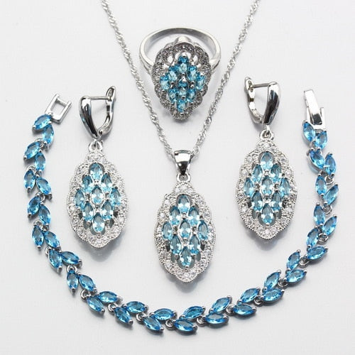 Blair Gilroy Jewelry Set