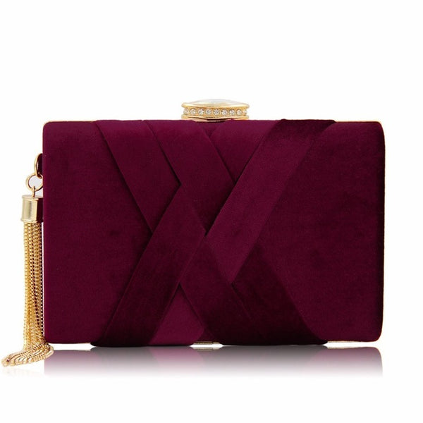 Betty Perez Clutch Bag