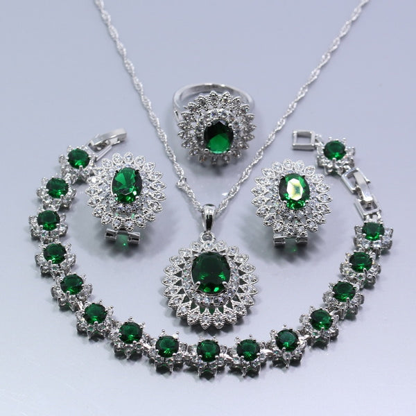 Jackie Tooley Jewelry Set