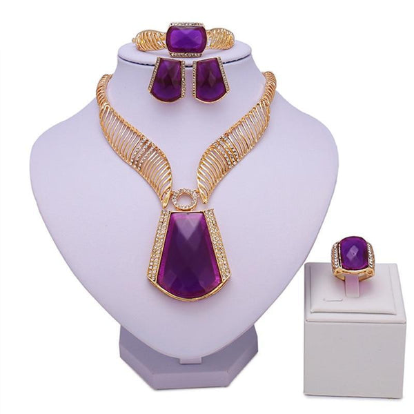 Leona Shuler Jewelry Set