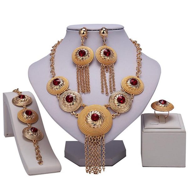 Holly Morrison Jewelry Set