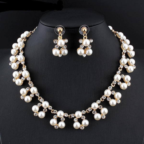 Beverley Hill Jewelry Set