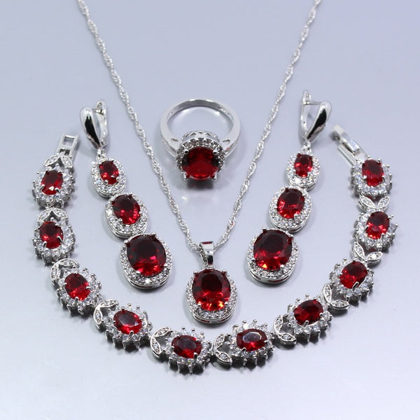 Esther Mazza Jewelry Set