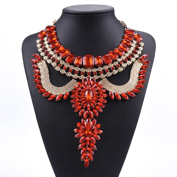 Ruby Stanford Statement Necklace