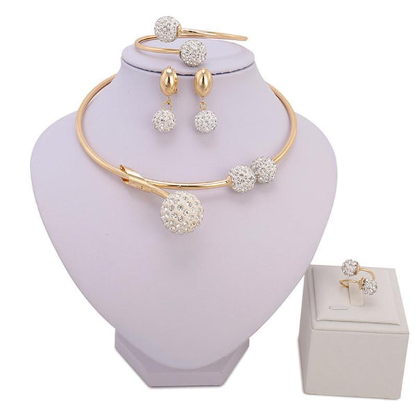 Patricia Cross Jewelry Set