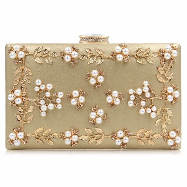 Kristin Handson Clutch Bag