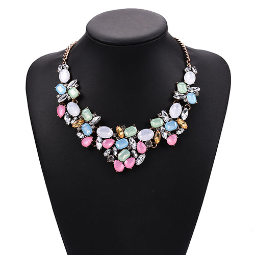 Katie Estrada Statement Necklace