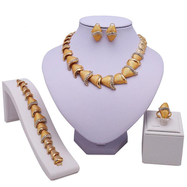 Cecilia Mack Jewelry Set