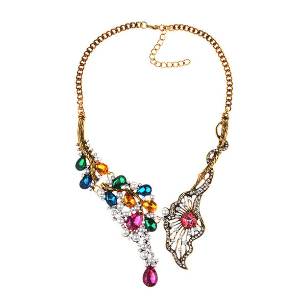 Beth Doyel Statement Necklace