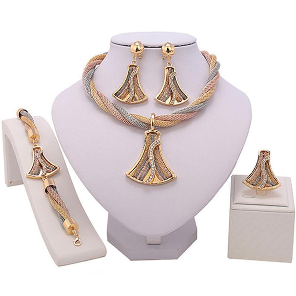 Harriet Garner Jewelry Set
