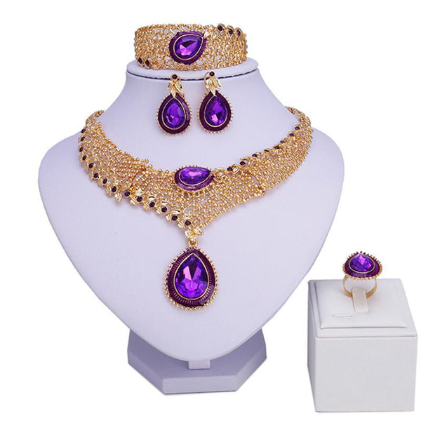 Isabel Burgess Jewelry Set