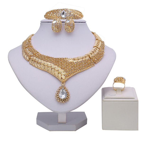 Asha Wyman Jewelry Set