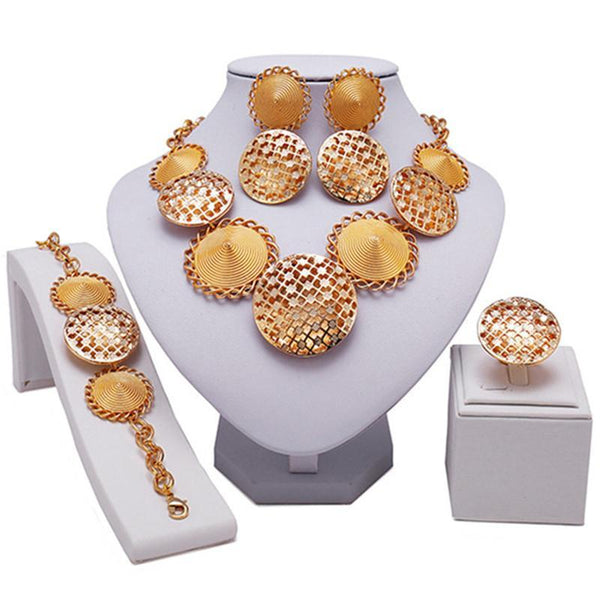 Madeline Cohen Jewelry Set