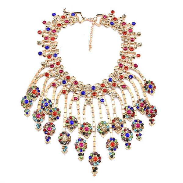 Terri Underwood Statement Necklace