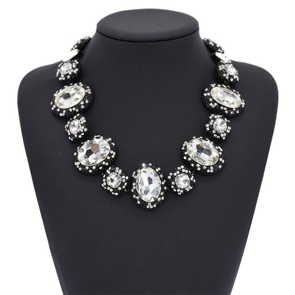 Pamela Bartell Statement Necklace