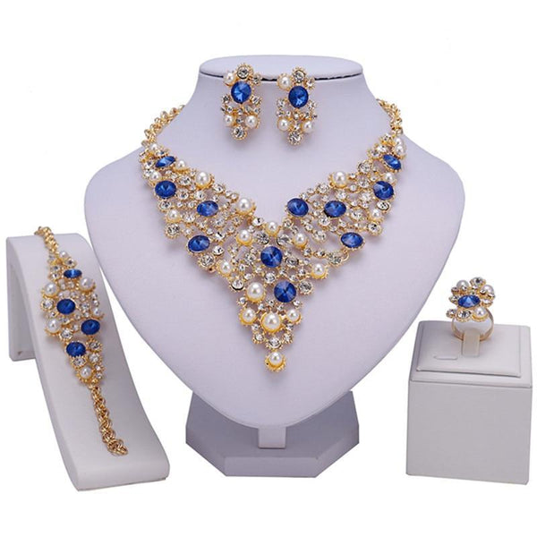 Lorena McAdam Jewelry Set