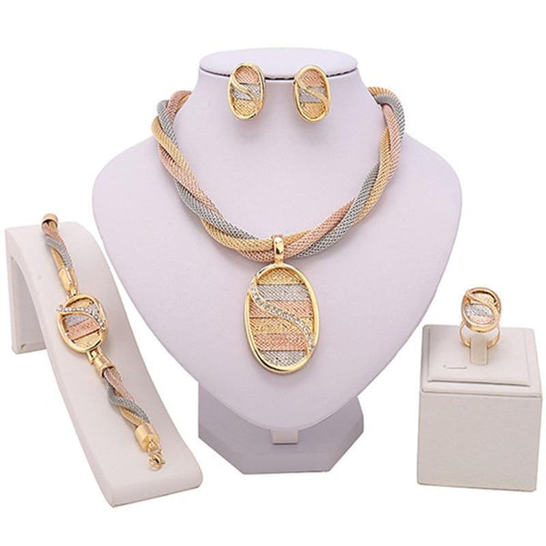 Melissa Kemp Jewelry Set