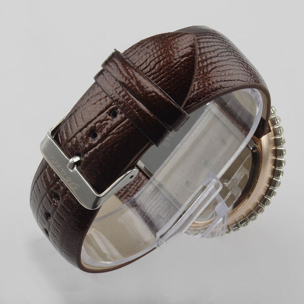 Leather Eskimo Watch