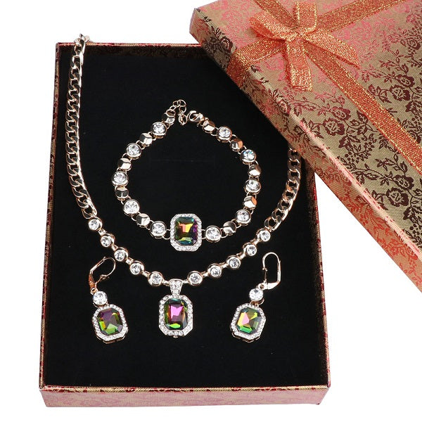 Glenna Barber Jewelry Set