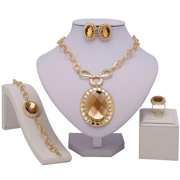 Monica Wright Jewelry Set