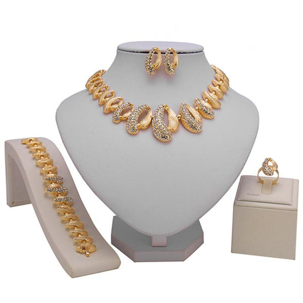 Karen Goodall Jewelry Set