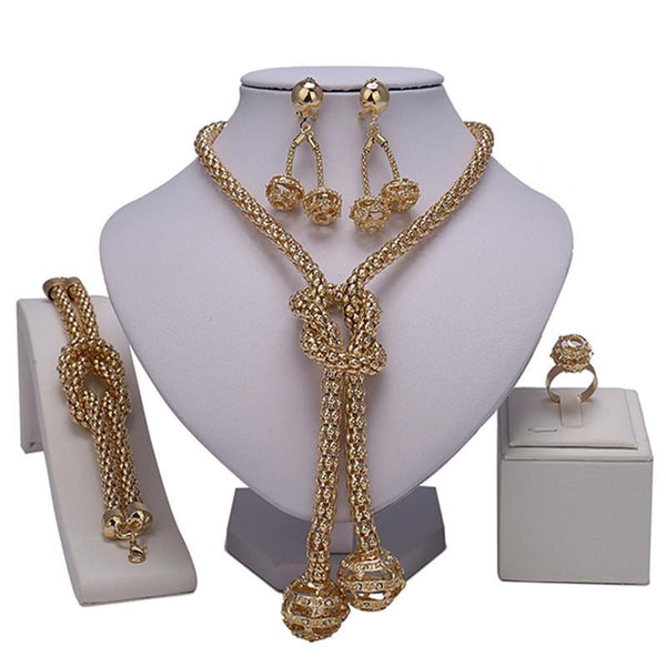 Olivia Brooks Jewelry Set